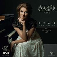 None B-A-C-H Ich Ruf Zu Dir - Aurelia Shimkus, pia