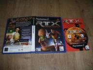 GRA GRY GIER PS2 RTX Red Rock