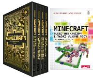 Minecraft Zestaw + Buduj mechanizmy