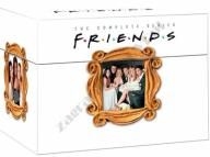 Przyjaciele [35 DVD] Friends: Sezony 1-10 [5 z PL]