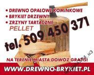 Brykiet drzewny dębowy RUF,pellet-drewno opałowe