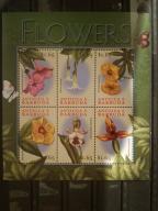 Czysty Flora Kwiaty - Antigua i Barbuda