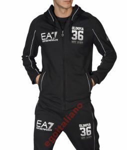 dres bawełniany ARMANI EA7 rozm.XL