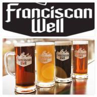 FRANCISCAN WELL BEER kufel 0.5l IRLANDIA