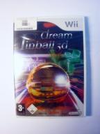 DREAM PINBALL 3D WII