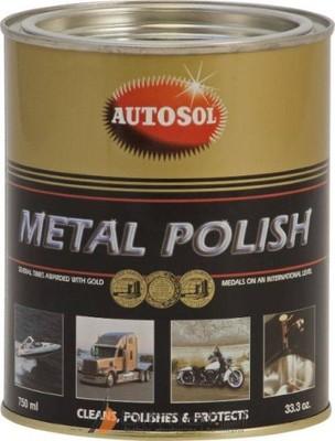 AUTOSOL METAL POLISH PASTA POLERSKA 750 ml PUSZKA