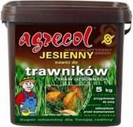 AGRECOL NAWÓZ do traw jesienny 5kg trawników