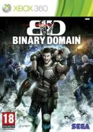 Binary Domain - Xbox 360 Użw Game Over Kraków