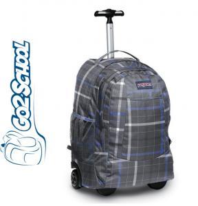 a58013c3d5454 JanSport Driver 007 GL plecak na kółkach