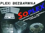 200x55x 8mm PLEXI PLEXA PLEKSA szkło akrylowe PMMA