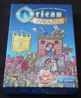 Dodatek do gry planszowej Orlean: Inwazja