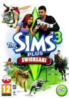 Pc The Sims 3 plus Dodatek Zwierzaki Unikat Pl