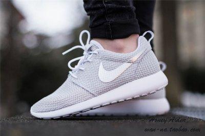 new product 85e32 35142 Buty Sportowe Nike Roshe Run SZARE.NOWOŚĆ 36- 44 - 6044088130 ...