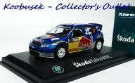 Abrex - Skoda Fabia II WRC Rally of Turkey nowy *N