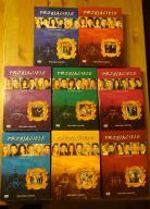 Przyjaciele / Friends serial DVD 8 sezonów wydanie