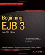 Beginning EJB 3 Java Ee 7 Edition