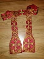 Stuła liturgiczna, kapłańska, nowa