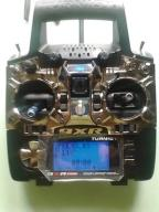 Aparatura rc TURNIGY 9XR PRO,Mode2+Pakiet 2200+XJT