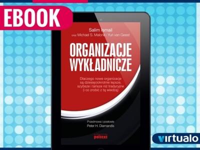 Organizacje wykładnicze Yuri van Geest
