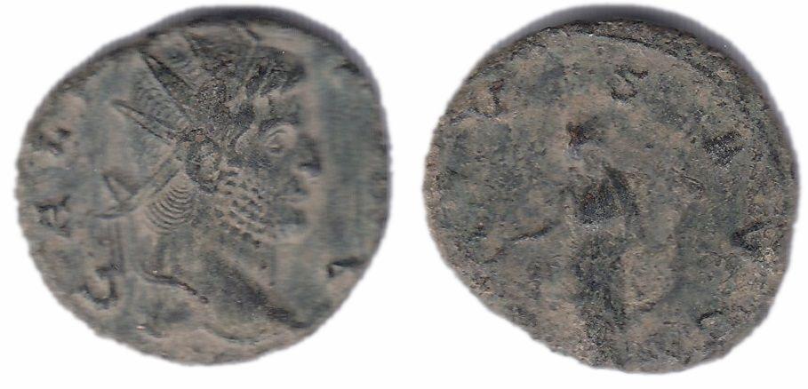 135(11) - Rzym,Gallienus