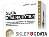G Data Total Protection 2015 3PC / 1Rok BOX G-DATA