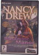 NANCY DREW: CURSE OF THE BLACKMOOR MANOR | PC ENG