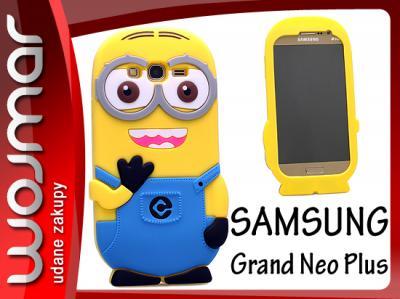 Etui Minionek Samsung Galaxy Grand Neo Plus Folia 6014722633 Oficjalne Archiwum Allegro
