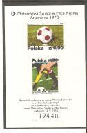 POLSKA Sport MŚ w ARGENTYNIE 1978r. ND