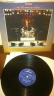 RUSH- ALL THE WORLD'S A STAGE 2LP