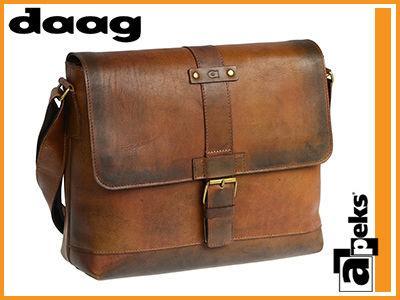 7e57f0198b50c DAAG ALIVE 8 torba na ramię skórzana skóra torby - 5813132446 ...