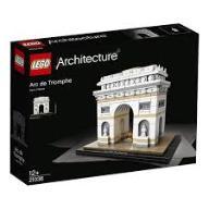 *** LEGO ARCHITECTURE 21036 Łuk Triumfalny ***