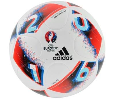 Pilka Nozna Adidas Euro 2016 Fracas Jr 350g R 4 6540088379 Oficjalne Archiwum Allegro