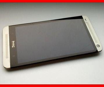 ORYGINALNY WYŚWIETLACZ LCD DOTYK HTC ONE M7 801
