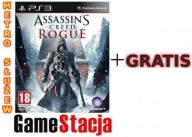 ASSASSIN'S CREED ROGUE [PS3] NOWA FOLIA PL+GRATIS
