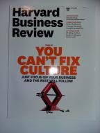 Harvard Business Review UK Angielskie April 2016