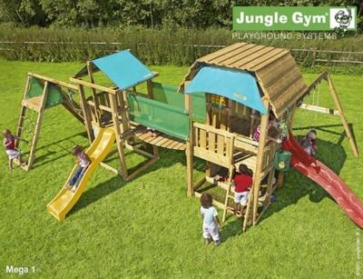 Plac Zabaw Mega Long John Gym Active Garden 5528023930