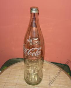 Butelka 1 L Coca Cola Mirinda 5966988379 Oficjalne Archiwum Allegro
