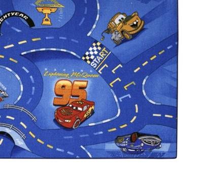 Dywan Uliczki Disney Cars 200x300 4 KOLORY ACE24