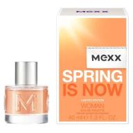 MEXX SPRING IS NOW EDT 40ML 100%ORYGINAŁ