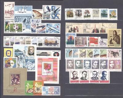 Fi 2393-> Rocznik 1978 r - 57 znaczków i 3 blok