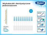 WISDOM wykałaczki dentystyczne SILIKONOWE 20 SZT.