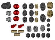 Zębatki Lego Technic skrzynia biegów / dyferencjał