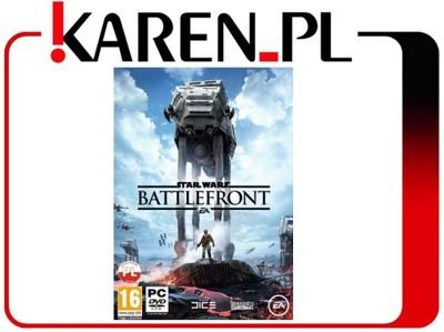 Gra Star Wars Battlefront PC DVD BOX