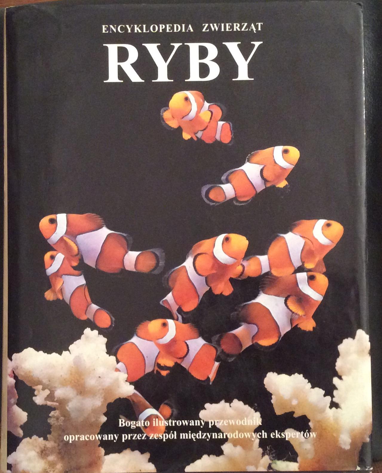 Encyklopedia zwierząt - Ryby