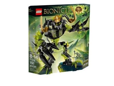 Klocki Lego Bionicle Umarak Niszczyciel 71316 6717336533