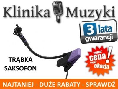 Mikrofon do dęciaków JTS CX-508 SAKSOFON TRĄBKA