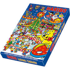 Haribo Zelki Kalendarz Adwentowy Z Niemiec 7000187573 Oficjalne Archiwum Allegro
