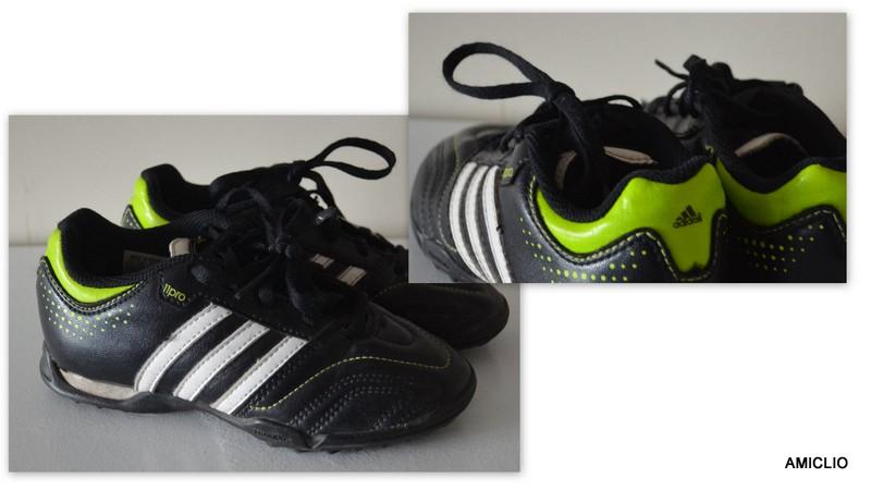ADIDAS buty sportowe adidasy neonowe 29
