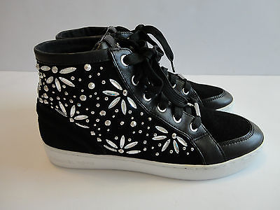 42a35f22a68e1 Michael Kors Nadine High Top Sneakers 40 buty - 6674899142 ...