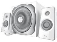 Głośniki i Tytan 2.1 Subwoofer Speaker Set - whi